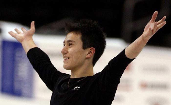 Патрик Чан (PatrickLewis Wai-Kuan Chan)