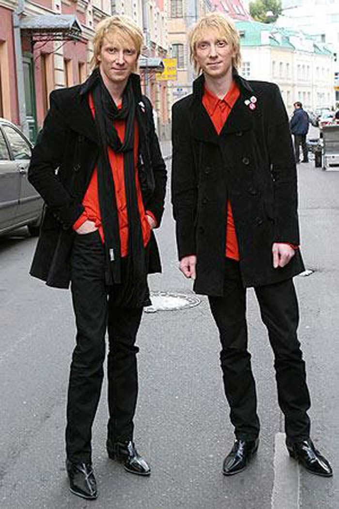 Борис и Константин Бурдаевы (Россия)