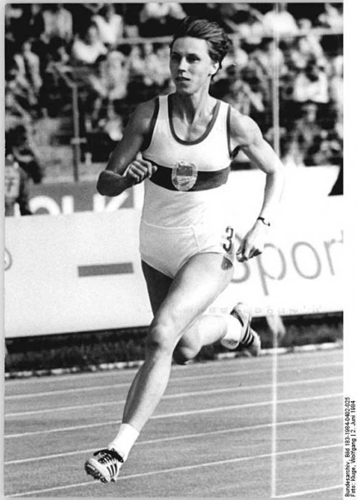 Марита Кох (Marita Meier-Koch)