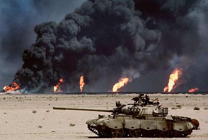 Аннексия Кувейта Ираком – 1990 г.