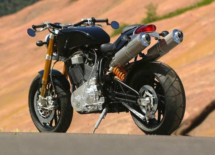 Мотоцикл Ecosse Titanium Series FE Ti XX $300,000