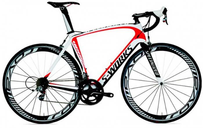 Велосипед S-Works + McLaren Venge $18,000