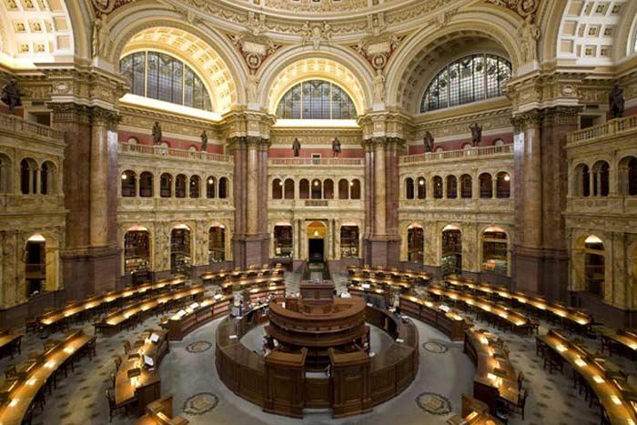 Библиотека Конгресса (TheLibrary of Congress)