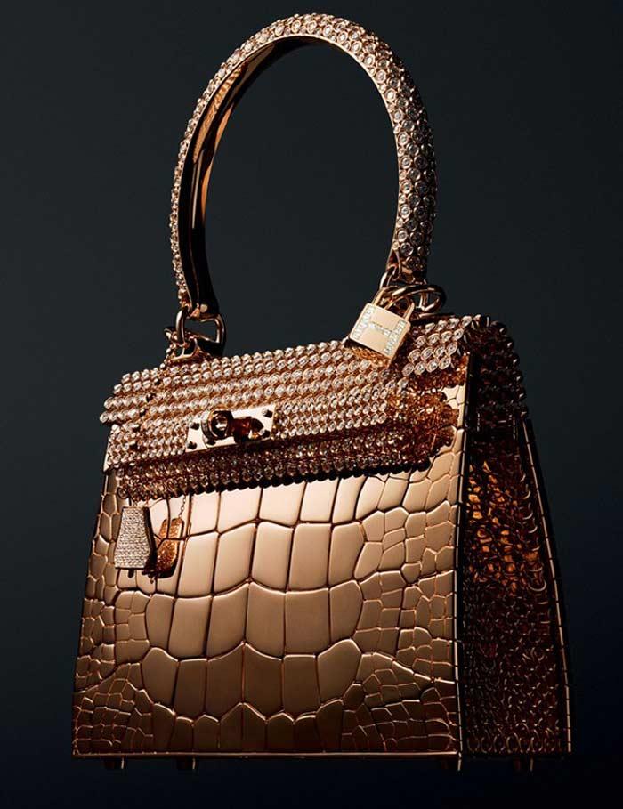 Diamond Birkin Handbag
