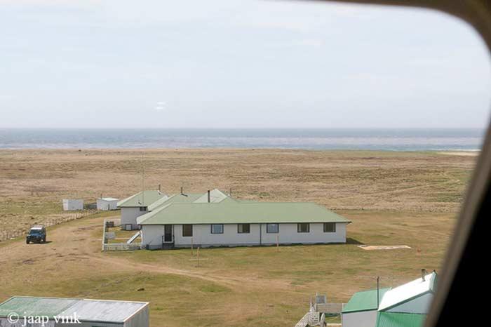 Остров Морской лев (Sea Lion Island)