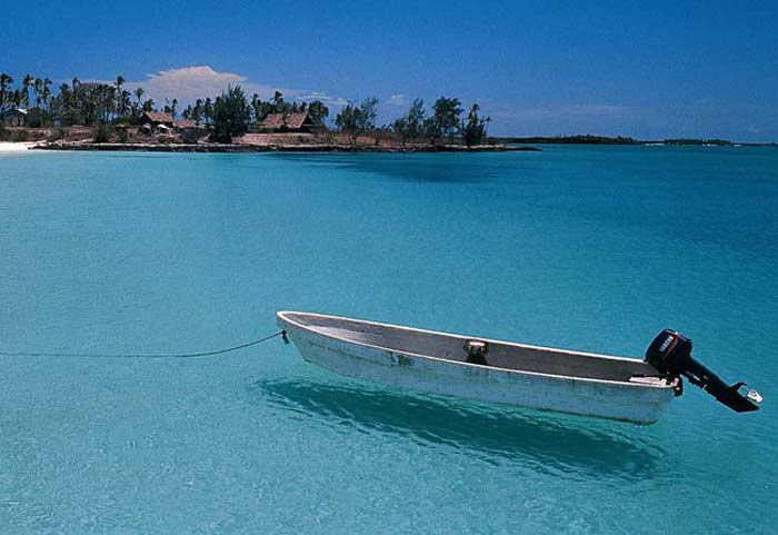 Остров Бенгуэрра (Benguerra Island)