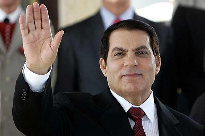 Зин эль-Абидин Бен Али