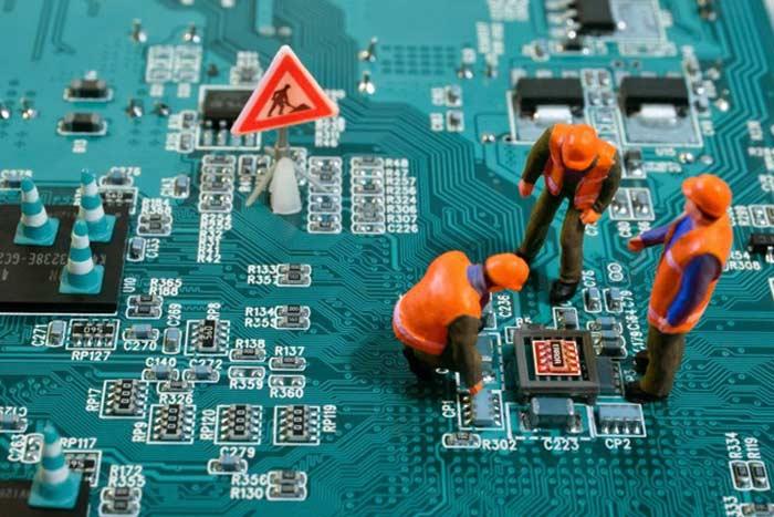 Программа Supply Chain Hardware Intercepts for Electronics Defense - микрочипы, выявляющие брак