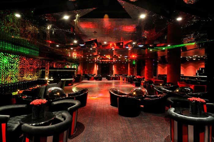 «The Equinox» nightclub в Лондоне