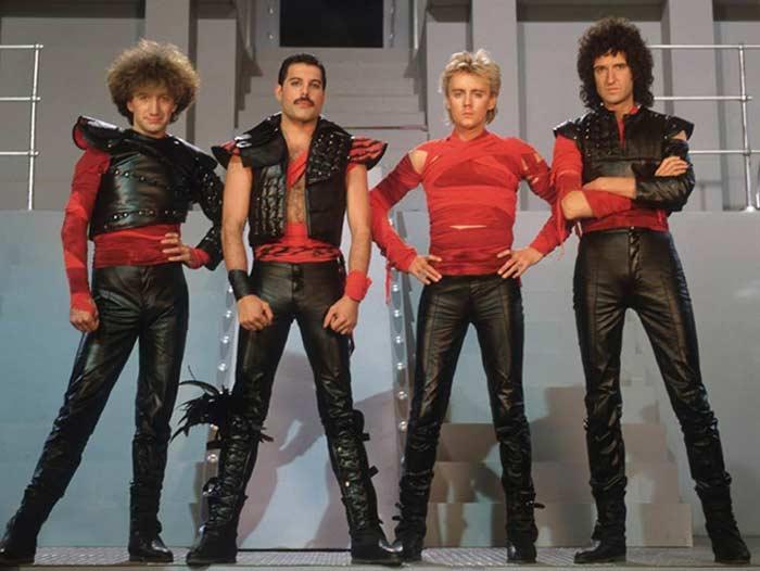 Концерт группы Queen, 1985 год