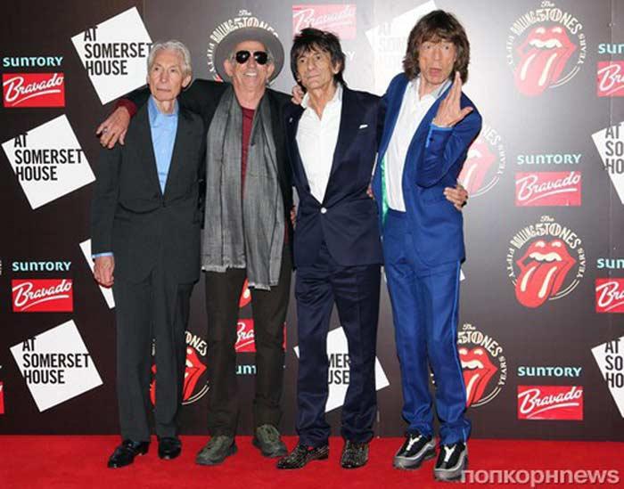 Турне The Rolling Stones, 2005-2007 год
