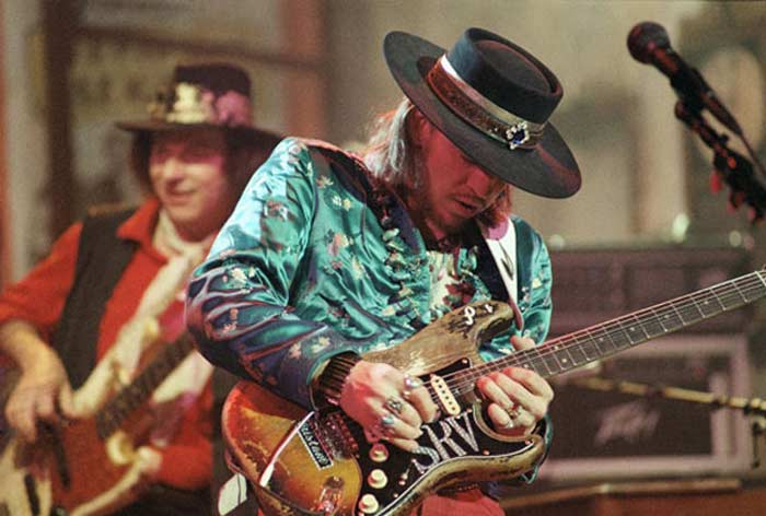 Fender Composite Stratocaster Стиви Рэй Вона