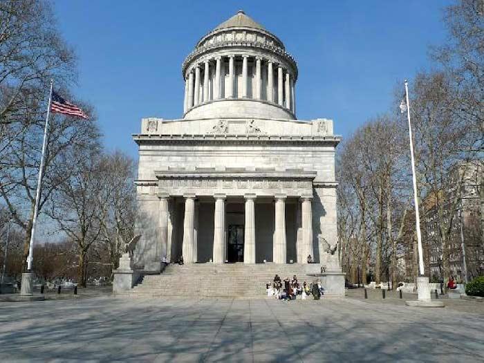 Национальный мемориал генерала Гранта. Нью-Йорк