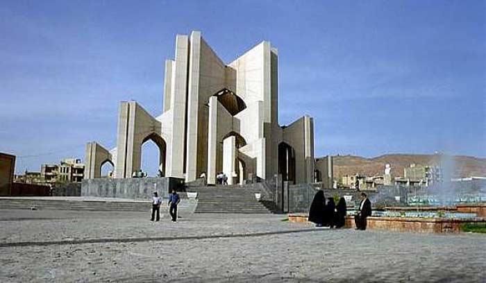 Макборатшоара. Иран