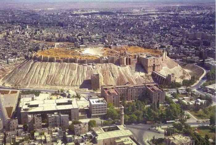 Алеппо. Сирия, Алеппо