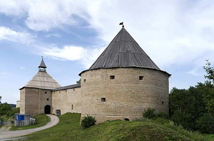 Рюрикова крепость. Россия, Старая Ладога