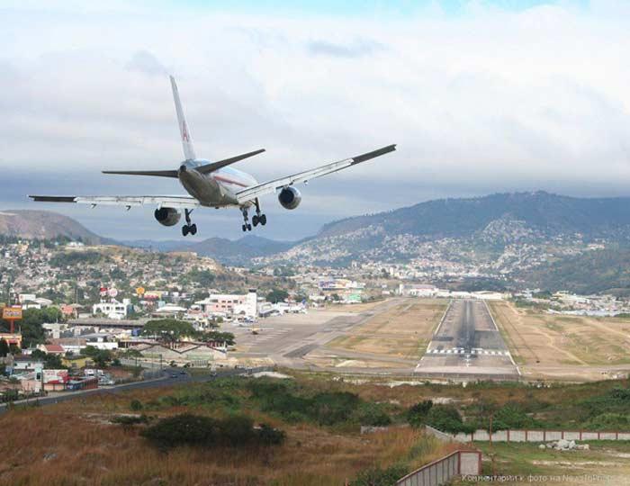 Аэропорт Международный аэропорт Тонконтин, Гондурас