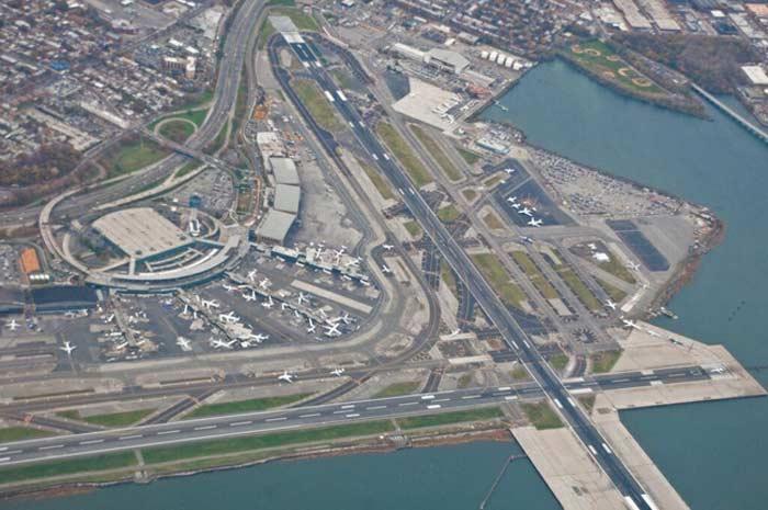 Аэропорт Ла Гардия, Нью-Йорк