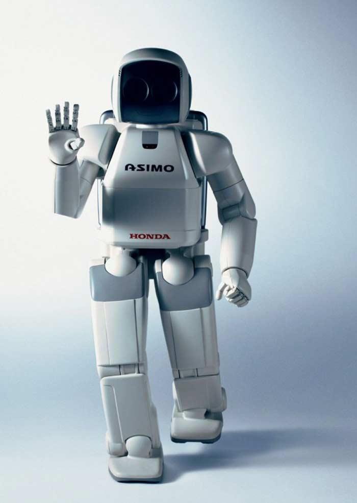 Топ 10 самых высокотехнологичных провалов. Asimo - человекоподобный робот