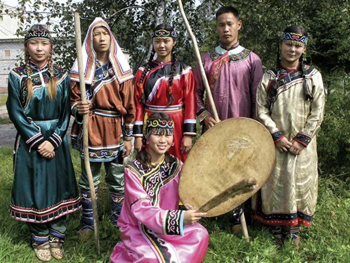 Удэгейцы