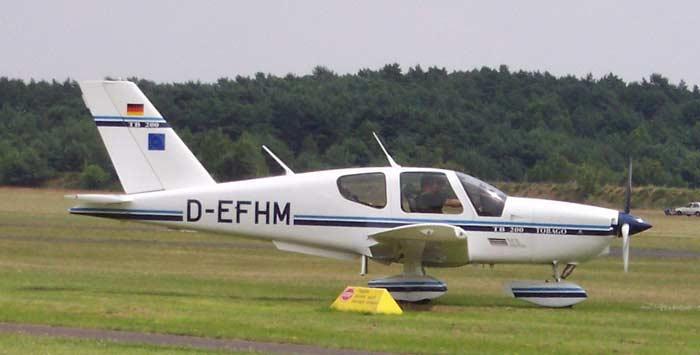 Самые маленькие самолеты. Самолет «Generation Two»