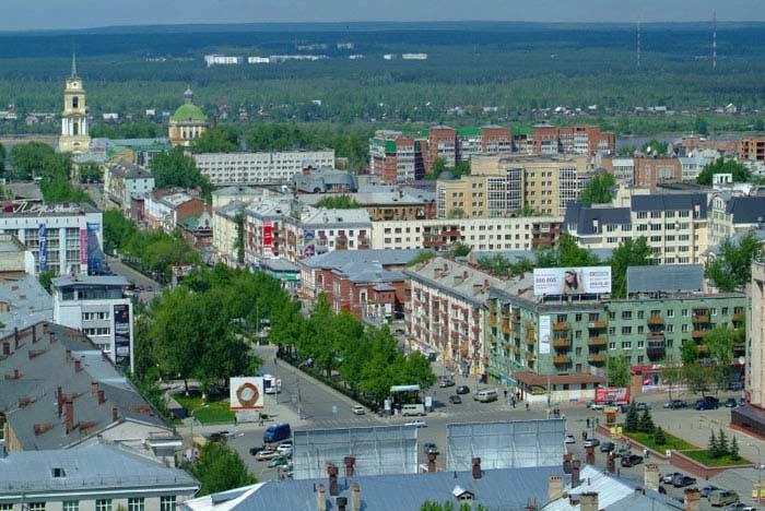 Самые большие города России. Пермь