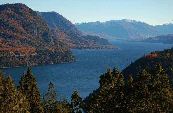Самые глубокие озера. Озеро Сан-Мартина