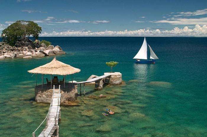 Самые глубокие озера. Озеро Малави