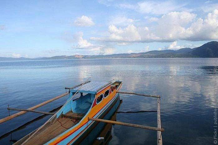 Самые глубокие озера.