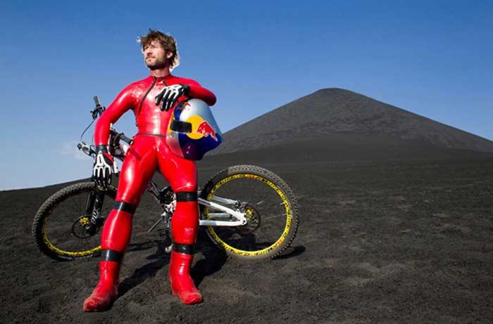 Самые быстрые велосипедисты. Маркус Стоескл