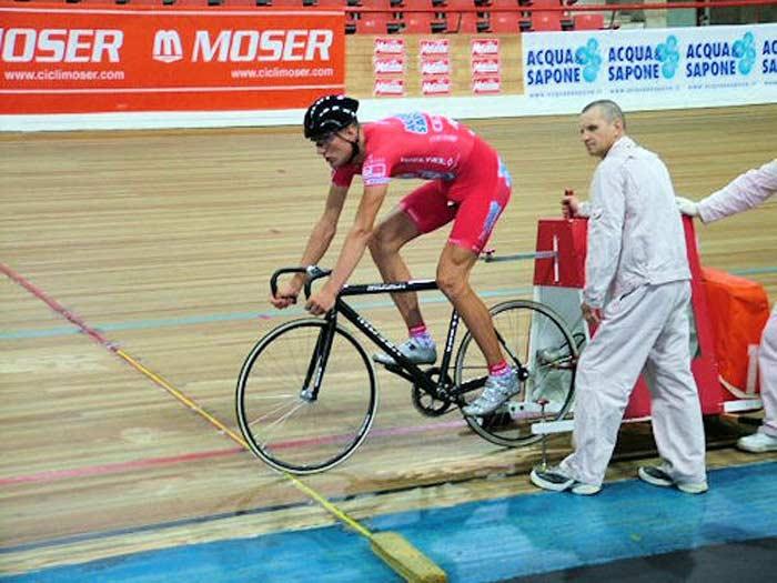 Самые быстрые велосипедисты. Ондрей Сосенка