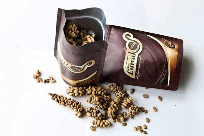 Топ 10 Самых дорогих сортов кофе. Kopi Luwak (Индонезия)