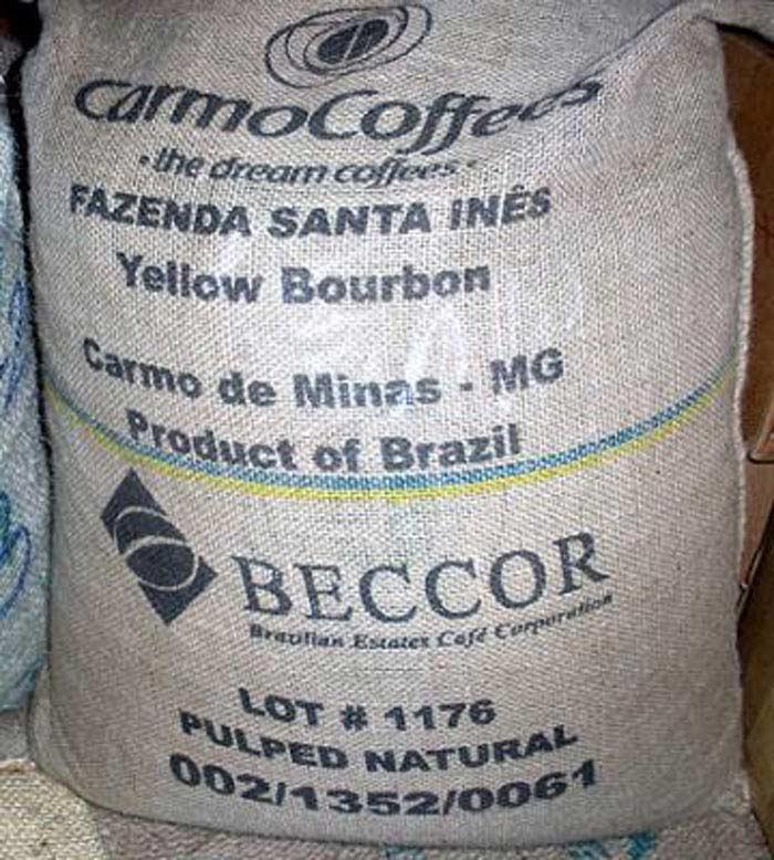 Топ 10 Самых дорогих сортов кофе. Fazenda Santa Ines (Бразилия)