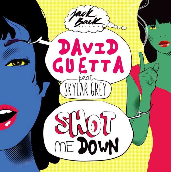 «Shot Me Down», David Guetta &Skylar Grey