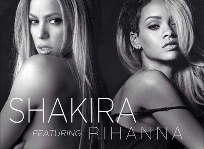 «Can't Remember To Forget You», Shakira&Rihanna