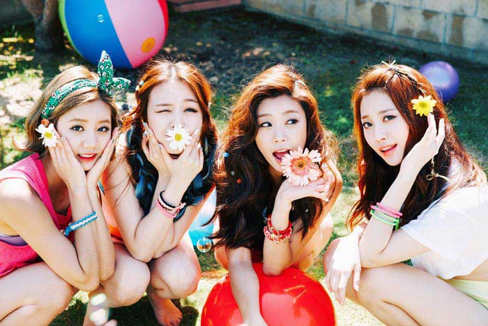 «Darling», Girl's Day