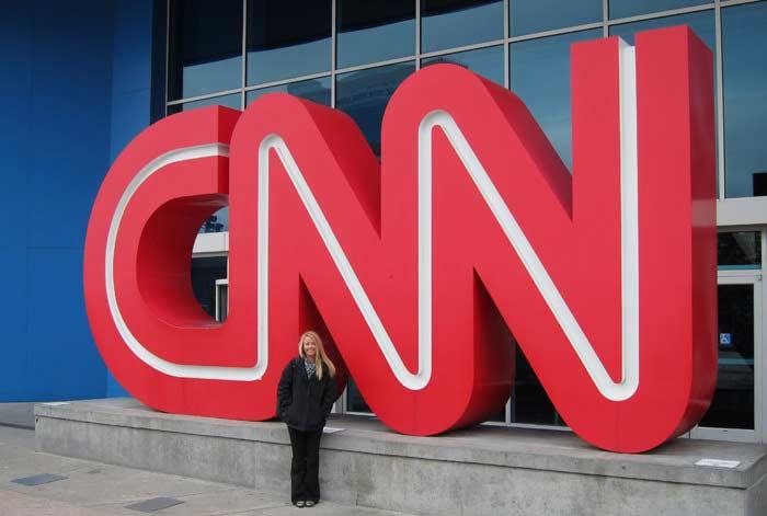 Самые большие телеканалы мира.CNN