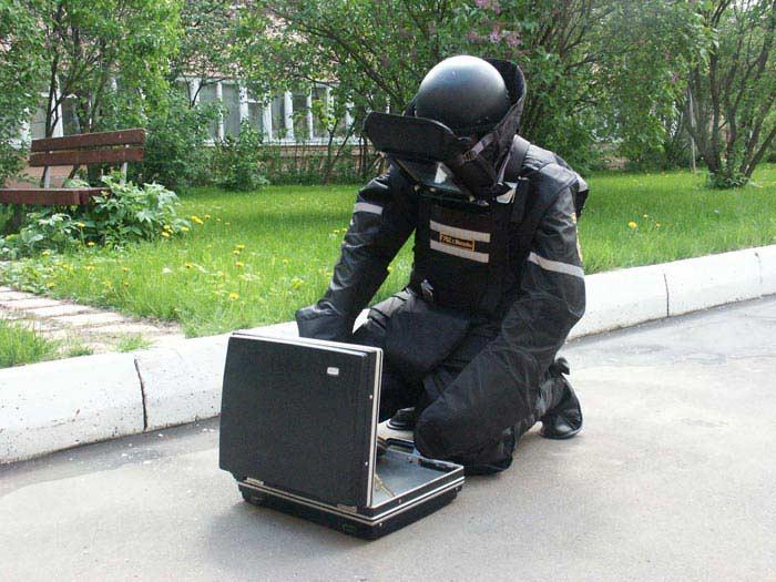 ЗКС «Дублон» (защитный костюм сапёра)