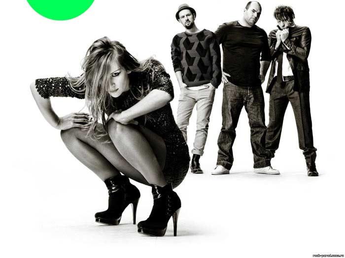 Самые симпатичные солистки рок-групп. Сандра Насич