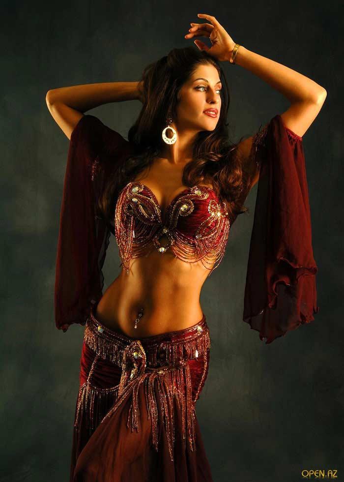 Индийский танец живота