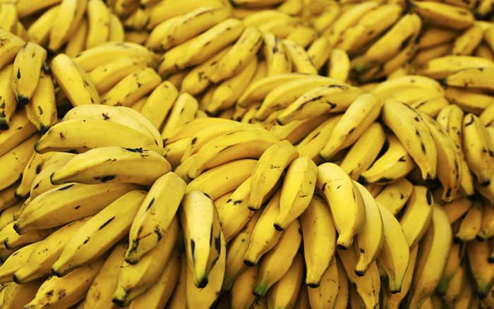 Бананы, предотвращающие слепоту