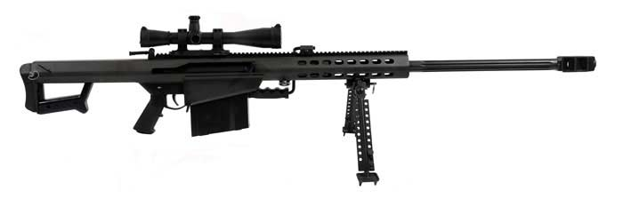 Barrett М82 (США)