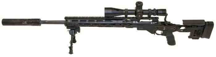 Remington XM2010 ESR (США)