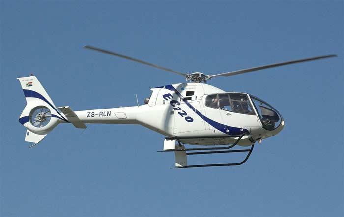 Вертолет  Eurocopter EC 135/EC 120