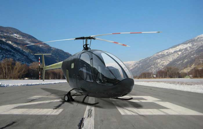 DF Helicopters DF334