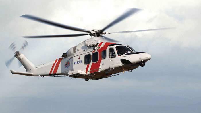Вертолет  Sikorsky S-76 «Spirit»