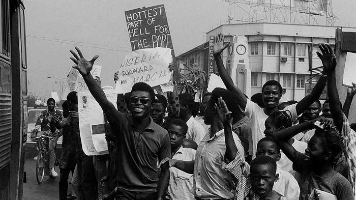 Гражданская война в Нигерии