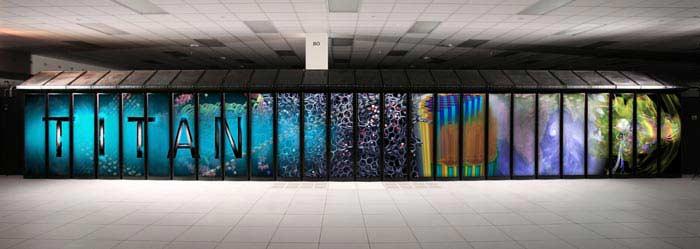 Titan–Cray XK7, США