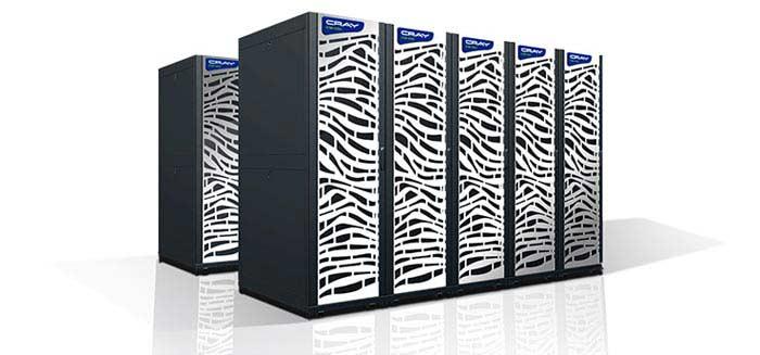 Cray CS-Storm, США