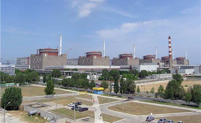 Запорожская АЭС (Украина)